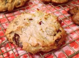 Paleoish Peanut Butter Cookie